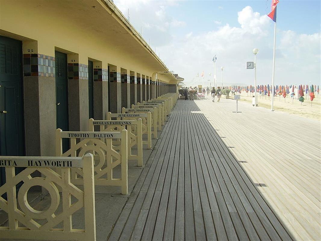 Hotel De Luxe Normandie Bord De Mer