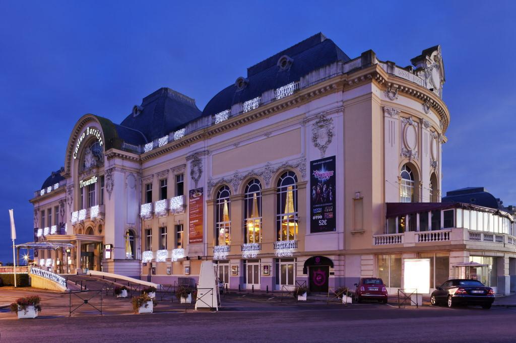Hotel proximite casino deauville casino rotterdam centrum