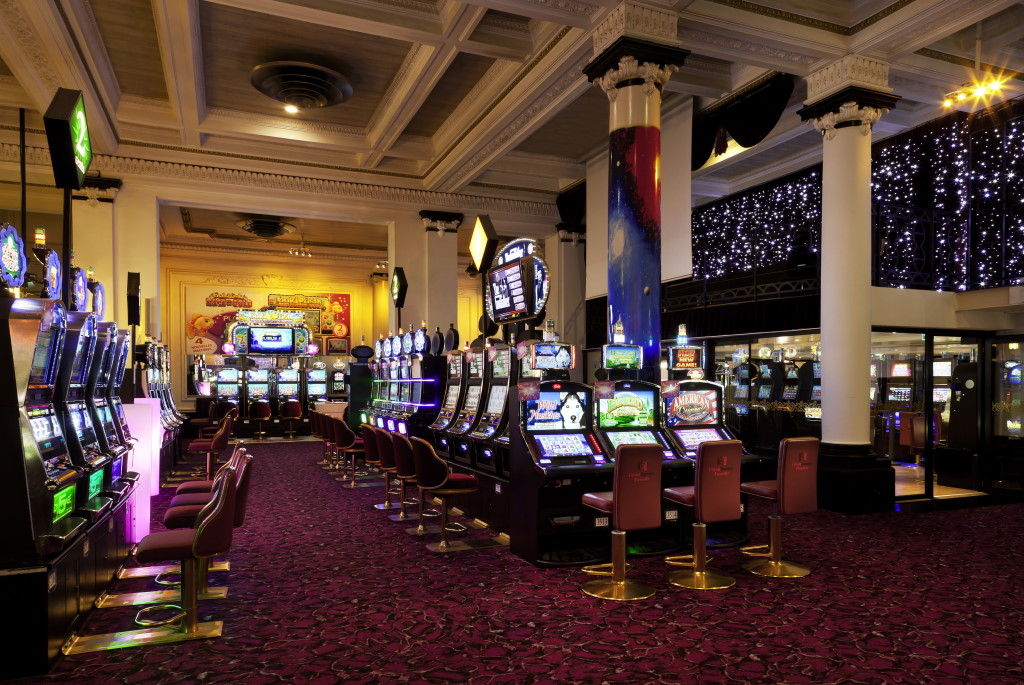 Hotel trouville proche casino why learn poker